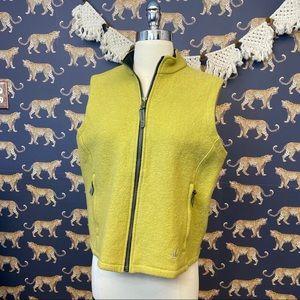 Ibex Boiled Wool Vest